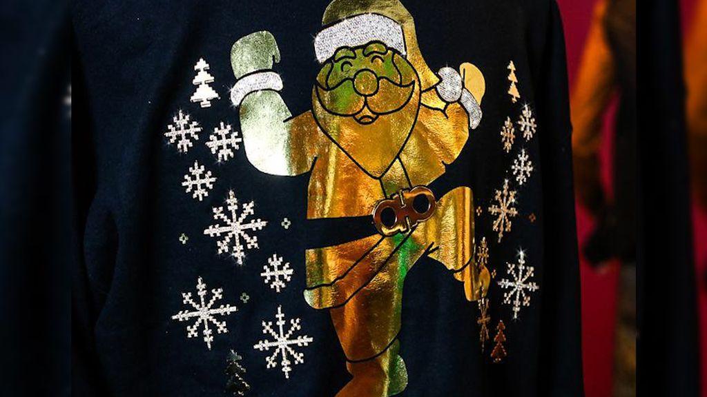 Ini Sweater Natal Termahal di Dunia