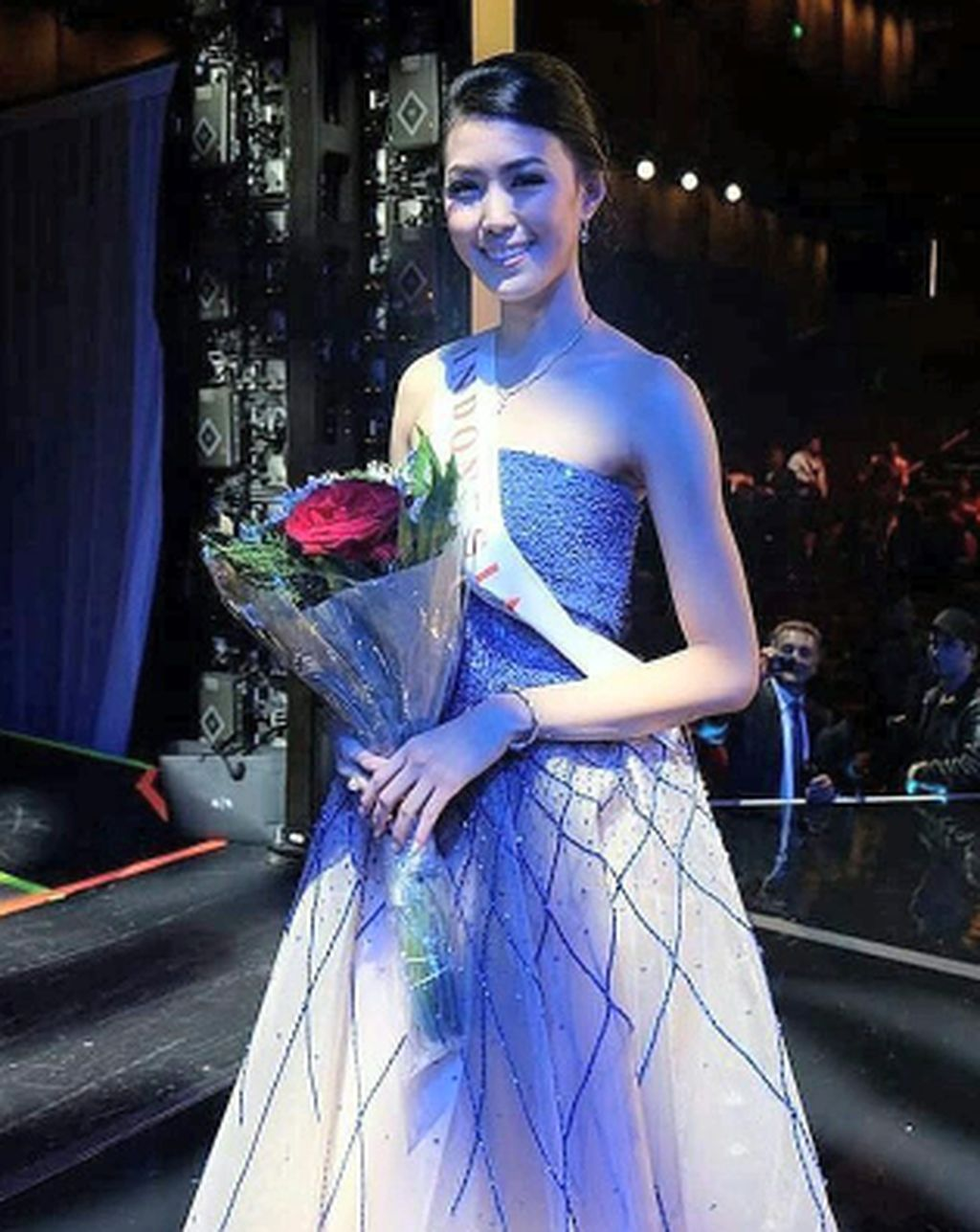 Selamat! Miss Indonesia Natasha Mannuela Juara 3 Miss World 2016