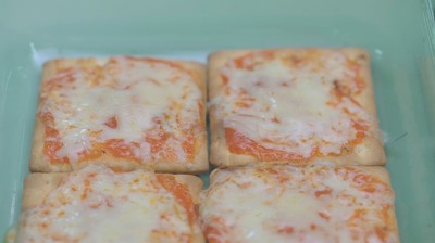 Tips dan Trik: Cheesy Crackers