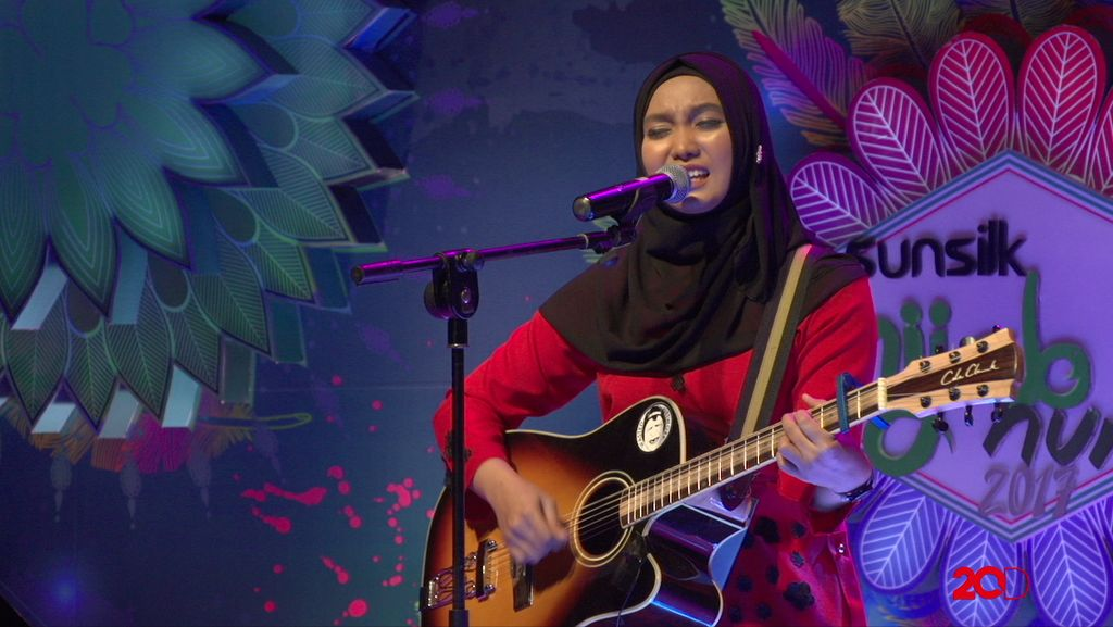 23 Besar Sunsilk Hijab Hunt 2017 Medan - Patmawati Dalimunthe