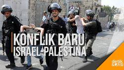 Israel Perketat Akses Masuk Warga Palestina ke Masjidil Aqsa