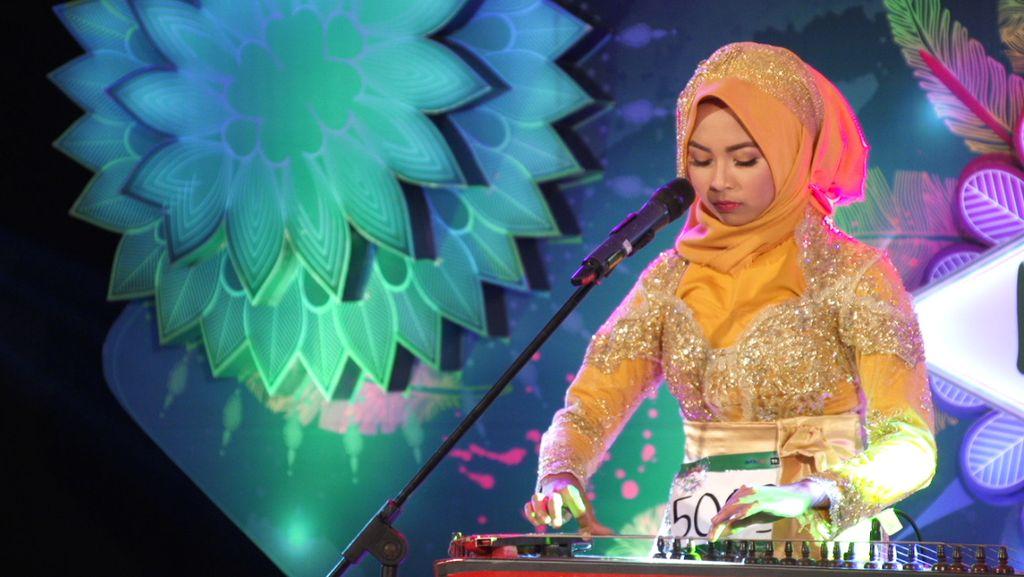 30 Besar Sunsilk Hijab Hunt 2017 Bandung - Catur Putri Utami