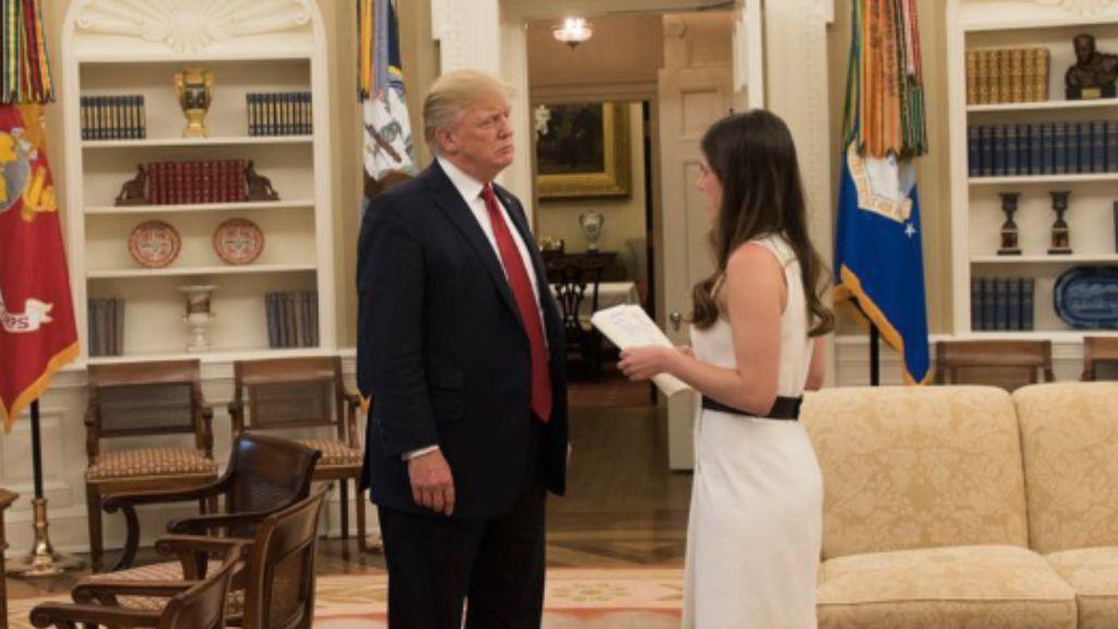 Bikin Iri! Ini Gaji Asisten Presiden Donald Trump