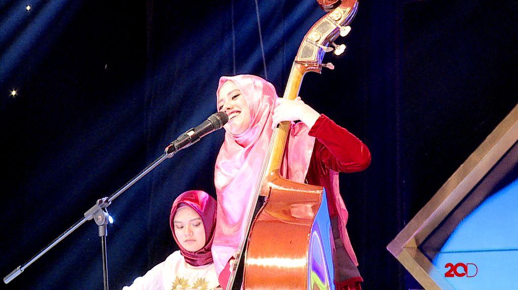 50 Besar Sunsilk Hijab Hunt 2017 - Tamara Aisyah