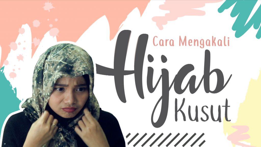 Jangan Sampai Hijab Kusut Saat di Kantor, Ini Tipsnya