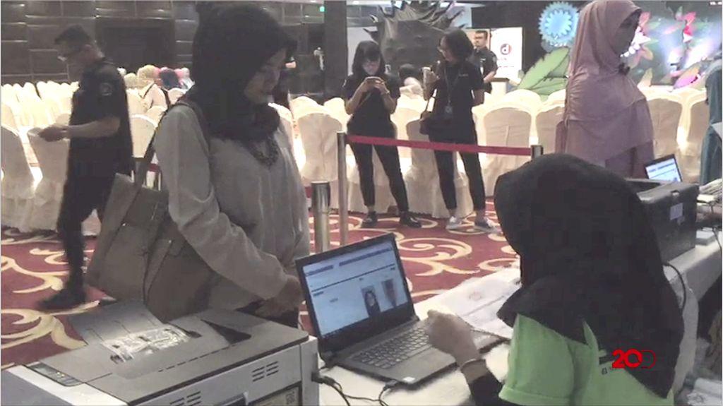 Euforia Audisi Hijab Hunt 2017 Medan
