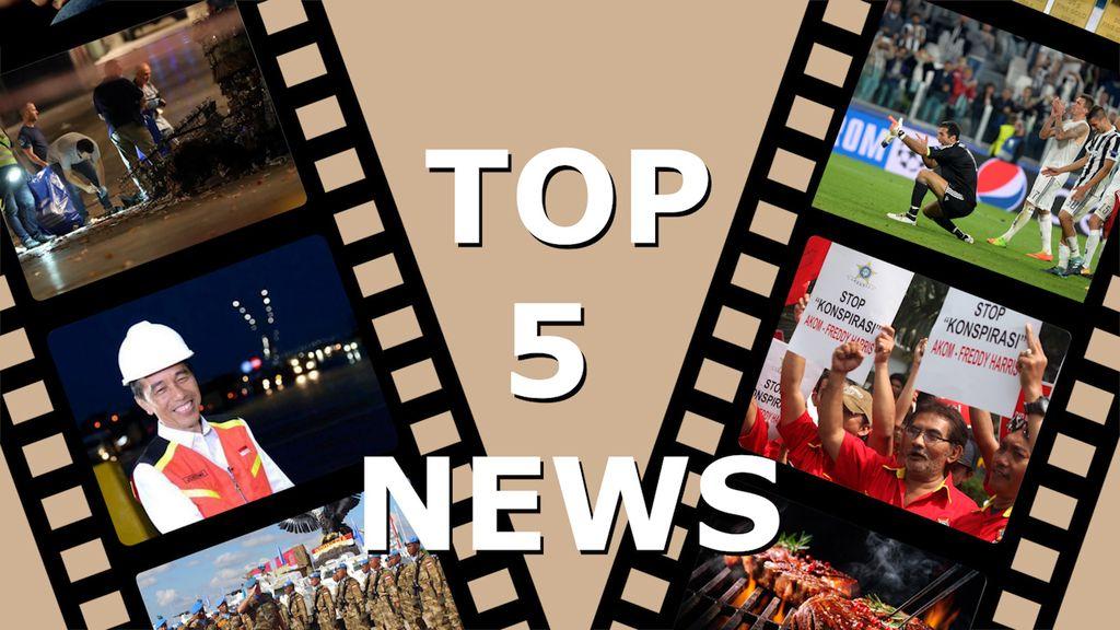 Top 5 News: Sepatu Syahrini Seharga Mobil, Messi 100 Gol di Kompetisi Eropa