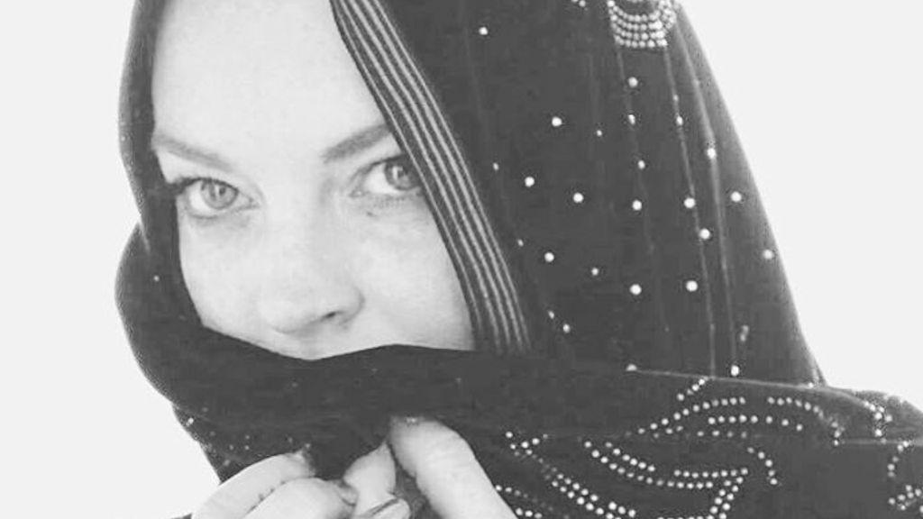 Bikin Label Busana, Lindsay Lohan Akan Rilis Koleksi Hijab?
