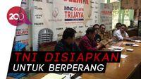 Pelibatan TNI Melawan Terorisme Diharapkan Bersifat Sementara