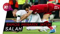 Petaka Liverpool Sejak Salah Dicederai Ramos