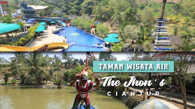 Taman Wisata Air The Jhon S Cianjur