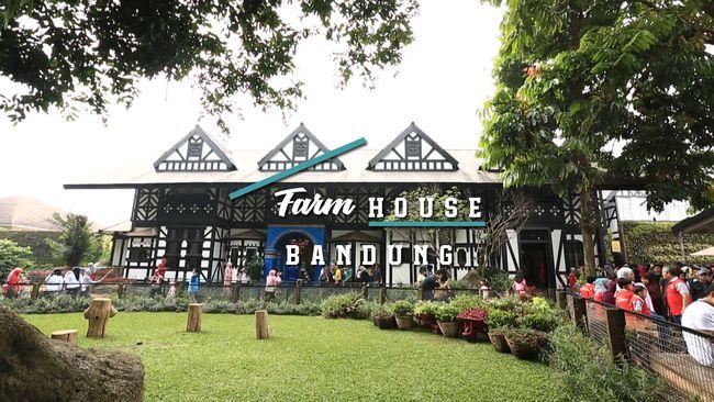Tempat Wisata Farm House Bandung