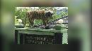 Patung Macan 'Lucu' Koramil Kini Berubah Jadi Gagah