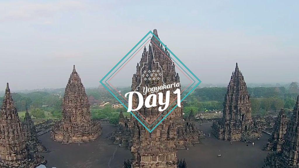 Video Series : Audisi Sunsilk Hijab Hunt 2017 Jogjakarta Day 1