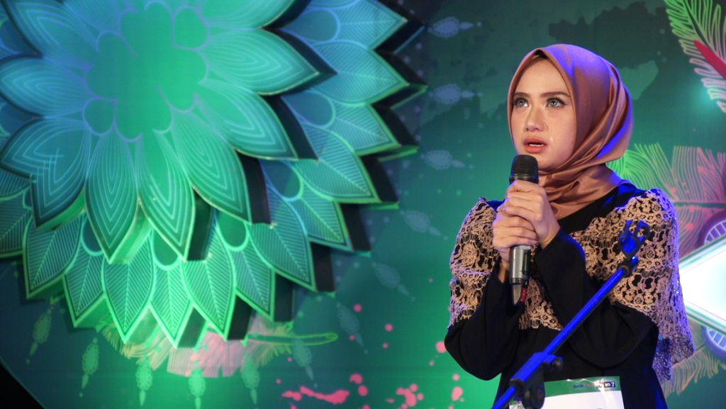 30 Besar Sunsilk Hijab Hunt 2017 Bandung - Ade Melyawati