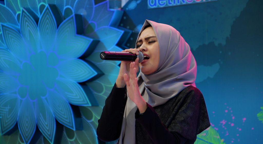 20 Besar Sunsilk Hijab Hunt 2017 Yogyakarta - Marsa Amalia