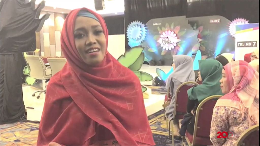 Jarak Tidak Menghalangi Anisa untuk Mengikuti Sunsilk Hijab Hunt 2017