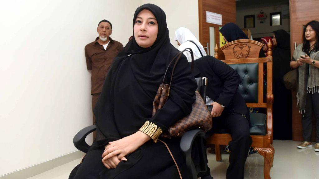 Reaksi Putri Aisyah Saat Tahu Ustaz Al Habsyi Menikah Lagi