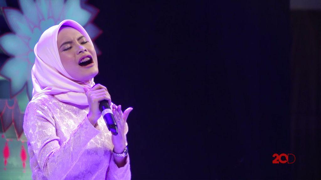 24 Besar Sunsilk Hijab Hunt 2017 Jakarta - Lidya Permatasari