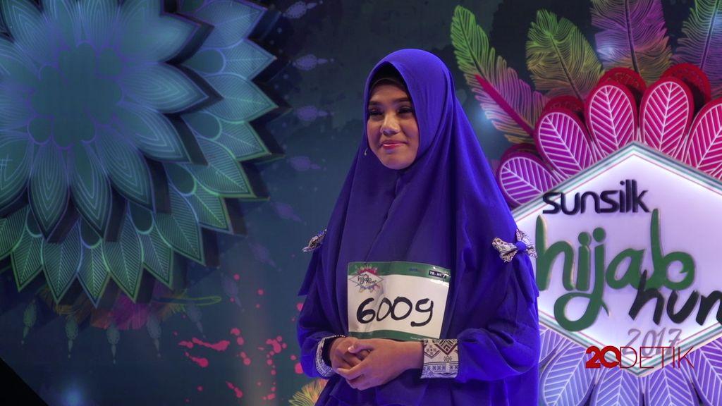 24 Besar Sunsilk Hijab Hunt 2017 Jakarta - Srifitri Yani