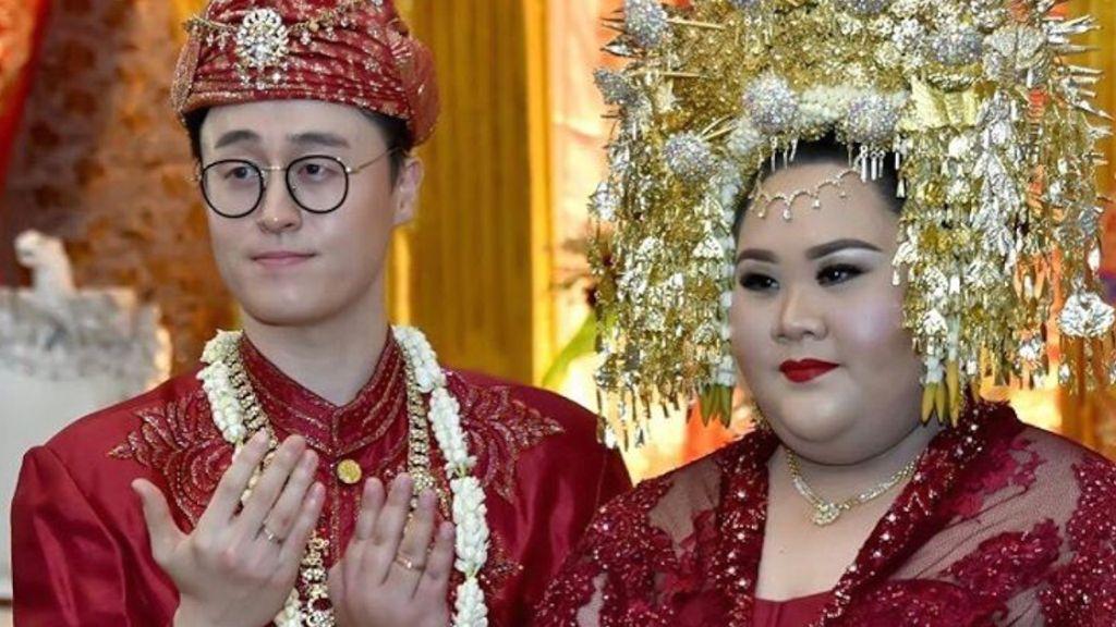 Kisah Gadis Minang yang Dinikahi Pria Korea Jadi Viral