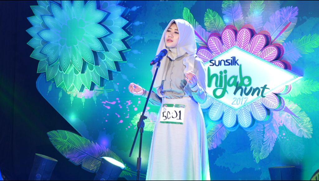 30 Besar Sunsilk Hijab Hunt 2017 Bandung - Siti Masitoh