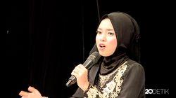 50 Besar Sunsilk Hijab Hunt 2017 - Dinda Pratiwi