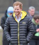 Ini Foto Perdana Kebersamaan Pangeran Harry dan Meghan Markle