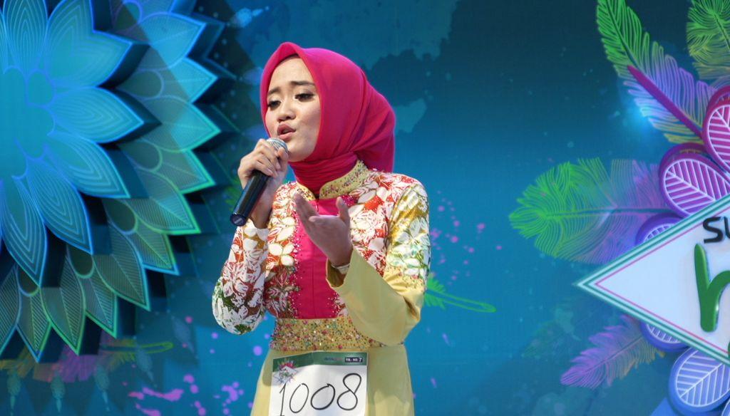 20 Besar Sunsilk Hijab Hunt 2017 Yogyakarta - Anisa Nurcahyani