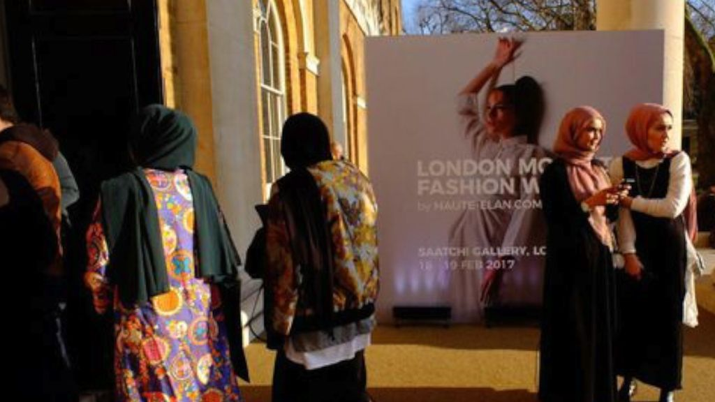 Fashion Week Khusus Busana Muslim dengan Sponsor Brand Anti-Trump