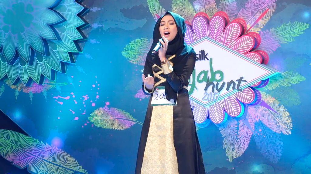 24 Besar Sunsilk Hijab Hunt 2017 Surabaya - Nanda Rizky Fitriani