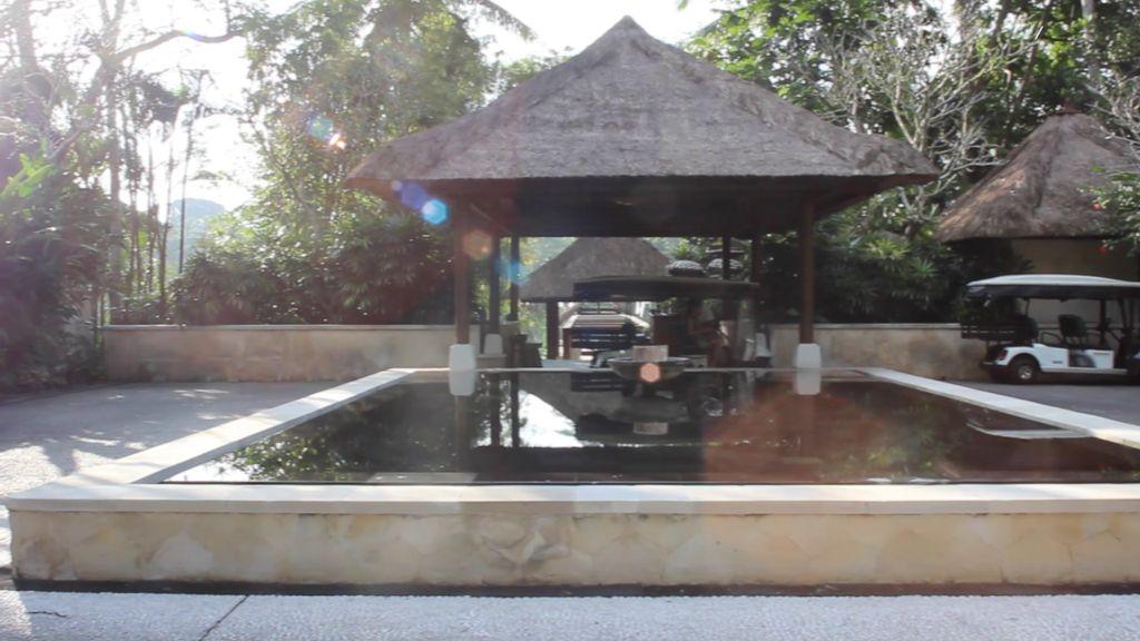Melihat Hotel Tempat Obama Menginap di Bali