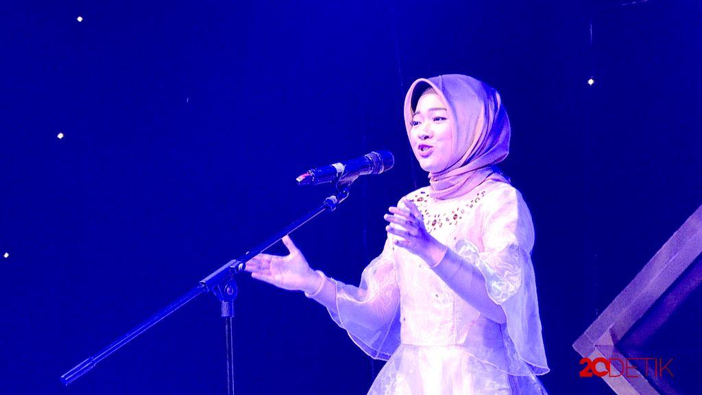 50 Besar Sunsilk Hijab Hunt 2017 - Novida Halleine