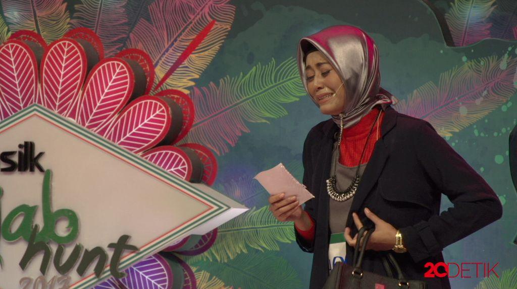 23 Besar Sunsilk Hijab Hunt 2017 Medan -  Putri Windari