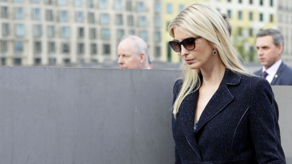 Label Fashion Ivanka Trump Mendadak Ganti Nama