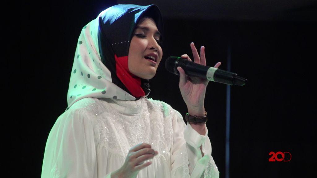 24 Besar Sunsilk Hijab Hunt 2017 Jakarta - Nasya Shavrilia