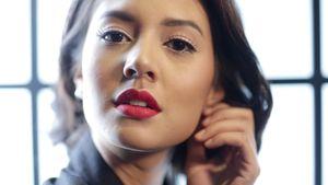 Keseruan Aurelie Moeremans Syuting Film Jomblo Reboot