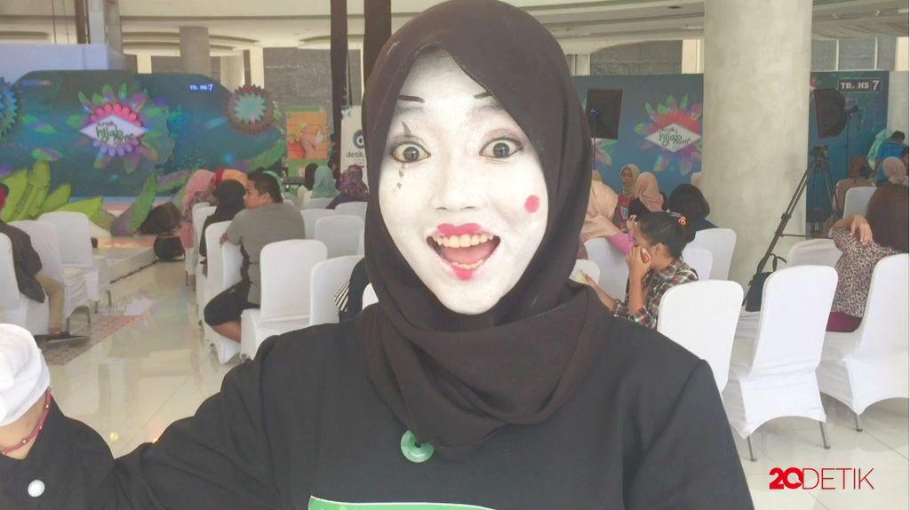 Pantomim Juga Ikutan Audisi Sunsilk Hijab Hunt 2017 Loh