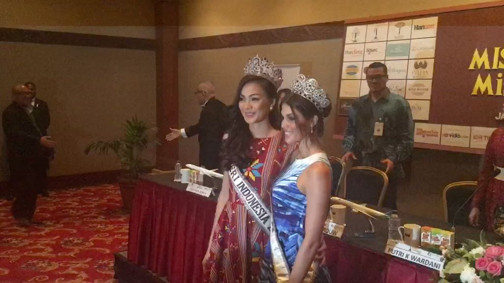 Dua Kali ke Indonesia, Ini Kata Miss Universe 2016
