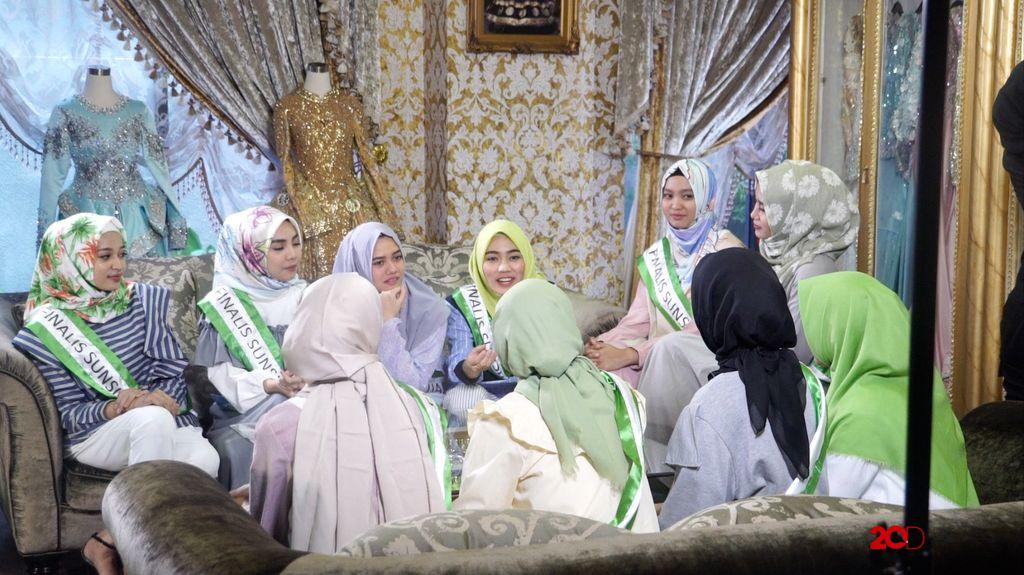 Seperti Apa Ya Baju Yang Akan Dipakai Para Peserta Saat Malam Final Sunsilk Hijab Hunt 2017?