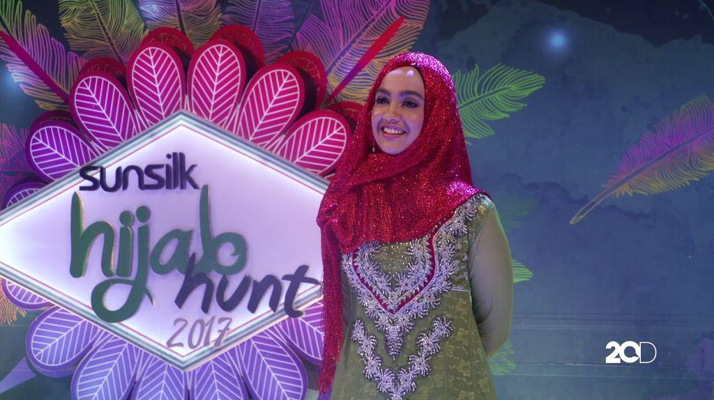 24 Besar Sunsilk Hijab Hunt 2017 Jakarta - Namira Mia