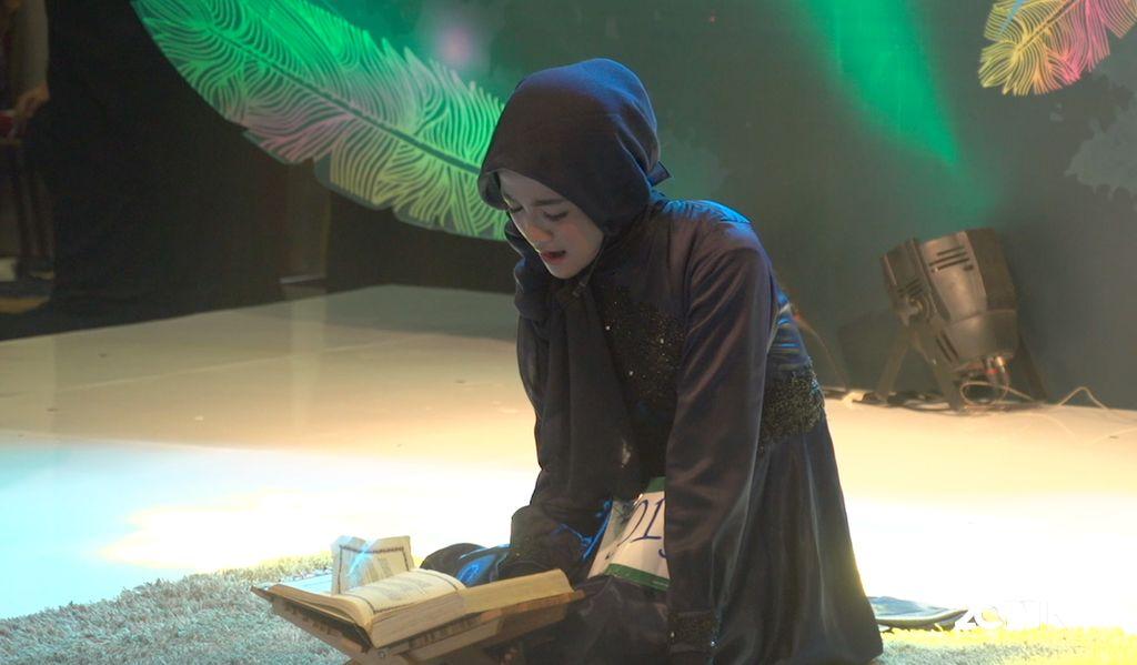 18 Besar Sunsilk Hijab Hunt 2017 Palembang - Qoriatun Hafizoh