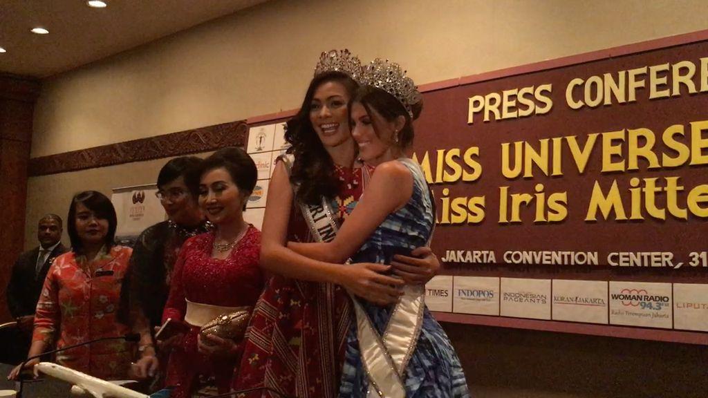 Pesan Positif dari Kedatangan Miss Universe 2016 di Indonesia