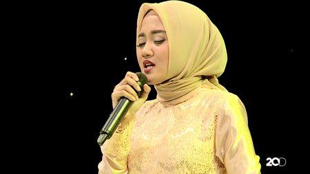50 Besar Sunsilk Hijab Hunt 2017 - Anisa Nurcahyani