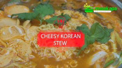 Cheesy Korean Stew