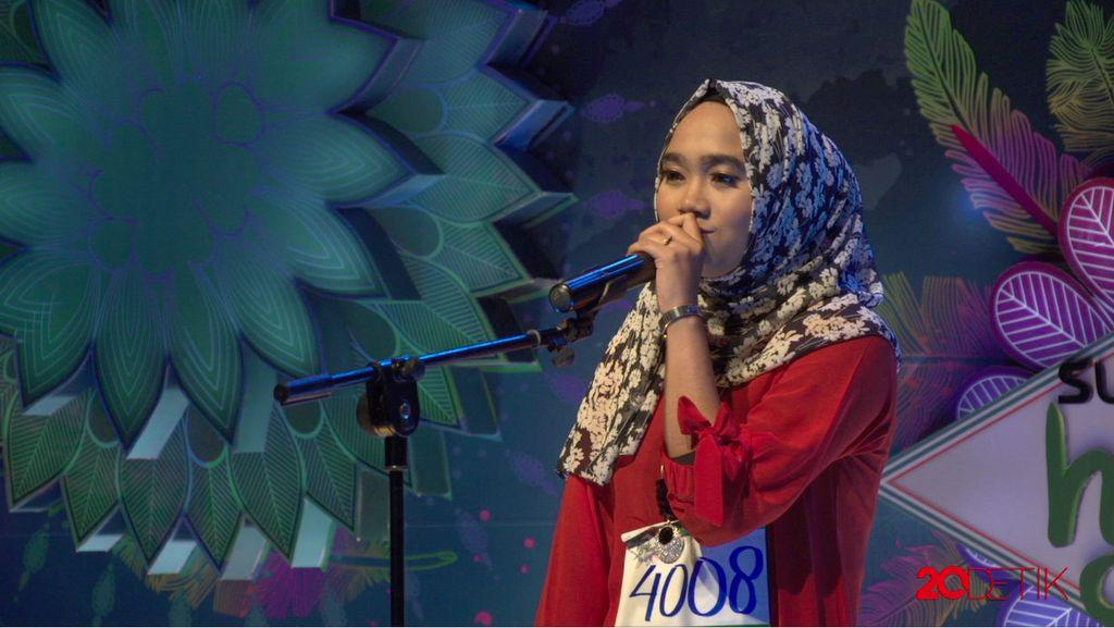 23 Besar Sunsilk Hijab Hunt 2017 Medan -  Wihda Munawwarah Rahby