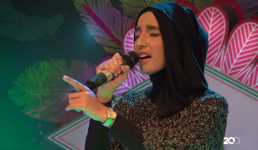 18 Besar Sunsilk Hijab Hunt 2017 Palembang - Raden Gabriella Anjani