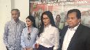 Marcella Zalianty Beri Dukungan ke Pretty Asmara