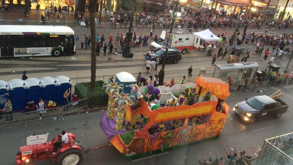 Mardi Gras, Festival Khusus Orang Dewasa di New Orleans