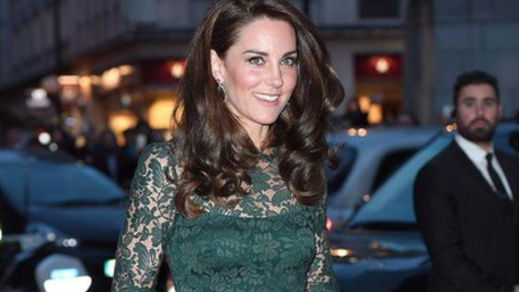 Kate Middleton Pakai Gaun Rp 184 Juta, Inikah Gaun Termahalnya?